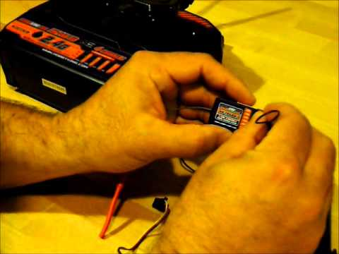 Binding the Hobby King HK-T4A  V2 radio
