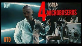 Maluma - Cuatro Babys (PARODIA) 4 Microbuseros / UTD
