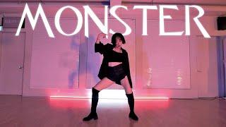[R7] Red Velvet(레드벨벳) - IRENE & SEULGI 'Monster' 1인 안무 ::리얼모션 댄스 커버 (REAL MOTION DANCE COVER)