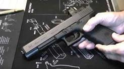 9 inches of Glock  - Glock 40 Gen 4 MOS