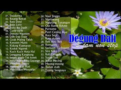 Gamelan Degung Bali 3 jam non stop