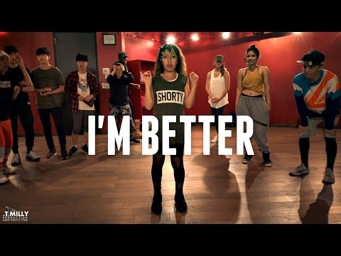 Missy Elliott - I'm Better ft Lamb - Choreography by Phil Wright @MissyElliott @TimMilgram