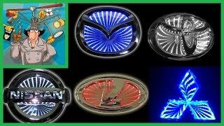 Светодиодный 3D логотип на ваш авто.(, 2016-06-21T19:39:42.000Z)
