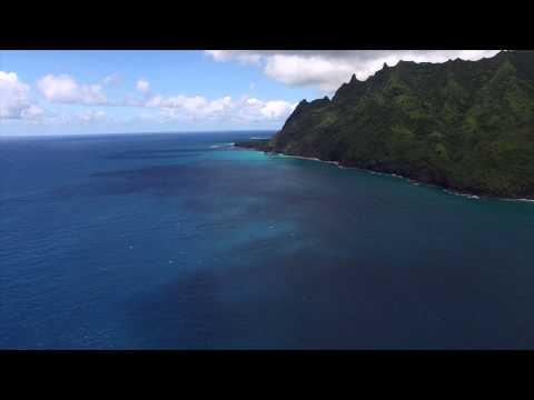 Ke'e Beach   Na Pali Coast   Kauai