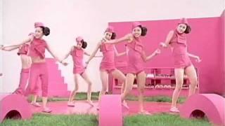 ショコラフレンチ 2009年 ↓ e-girls UHA味覚糖 e-maのど飴 CM http://ww...