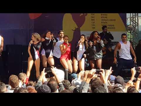 Show Rouge Virada Cultural COMPLETO parte 1