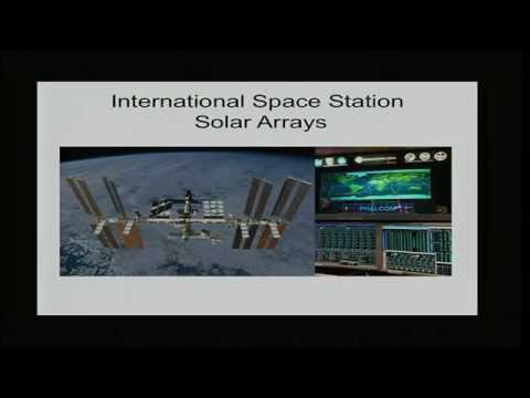 ICAPS 2013: Jeremy Frank - Planning Solar Array Operations on the International Space Station