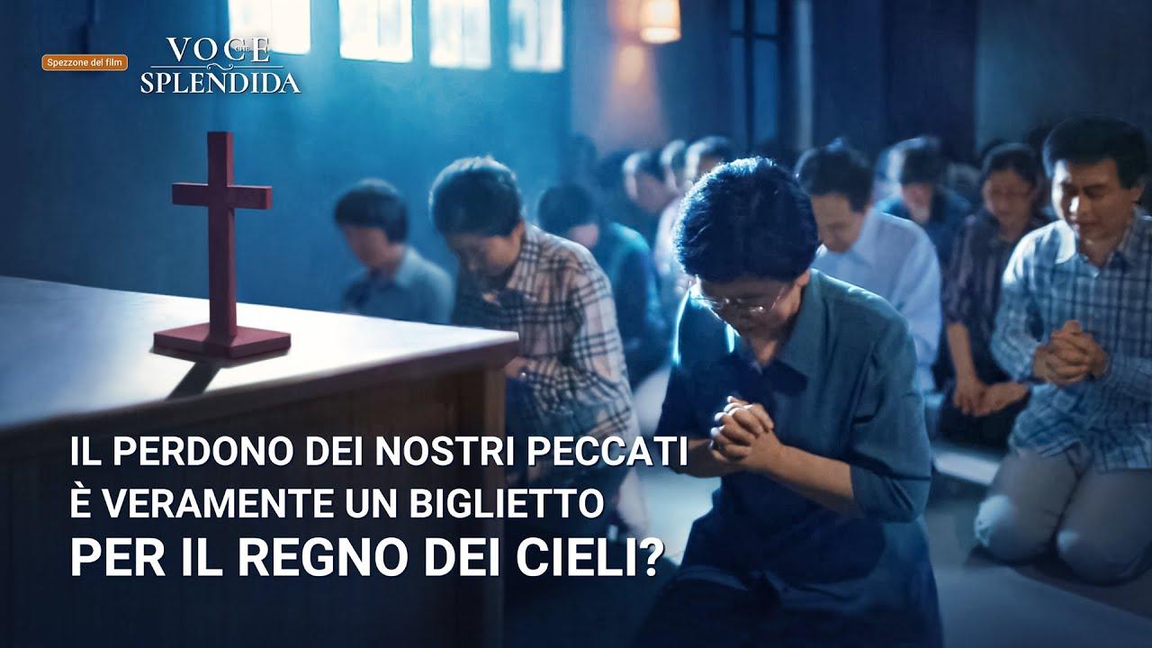 """Film cristiano """"Che voce splendida"""" (Spezzone 4/5)"""