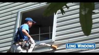 Long Windows:  Making Maryland Window Replacement Look Easy