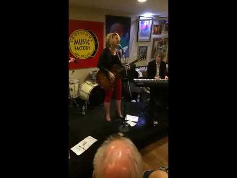 Samantha Fish Live at Louisiana Music Factory, Dec 2 2017