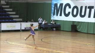 Free Dance Luso Cup Of Europe 2014