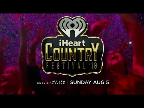 Watch Luke Bryan + Maren Morris + More Perform At The 2018 iHeartCountry Festival!