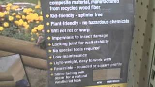 Best Materials To Build And Fill A Raised Bed Garden At Menards