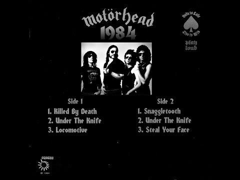 """Motorhead """"1984"""" E.P."""
