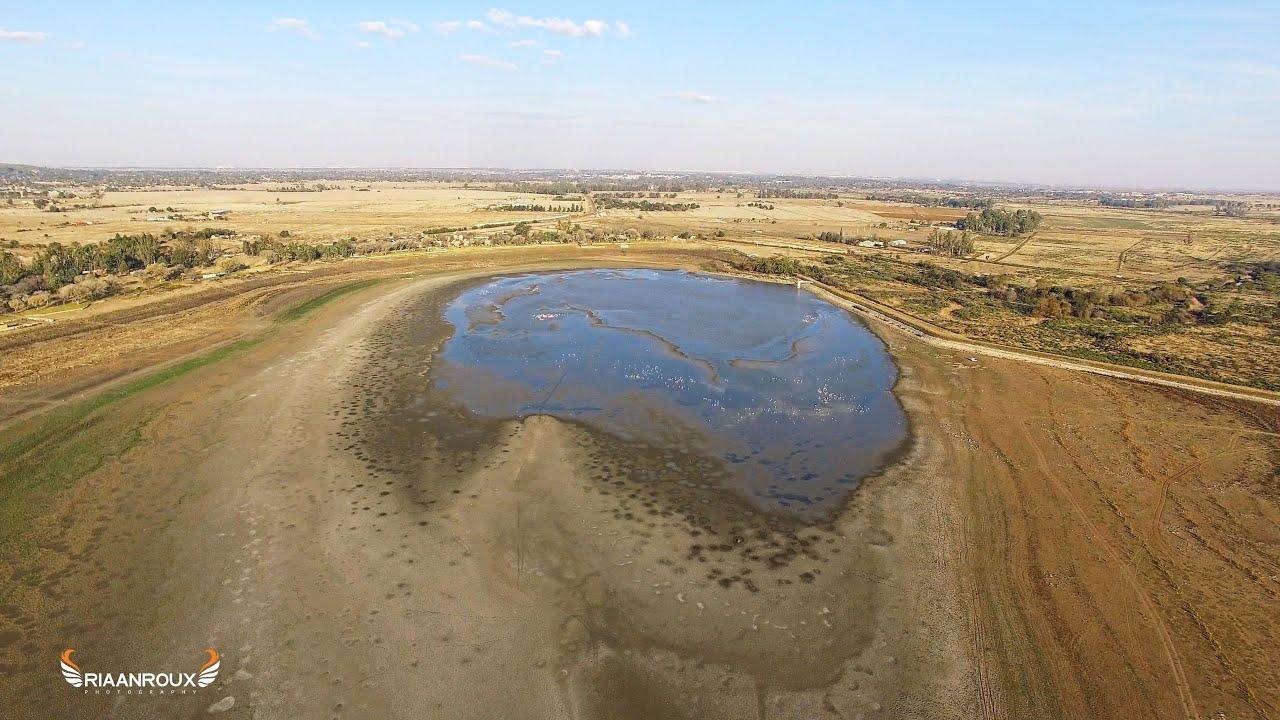 Klerksdorp Dam On 1 July 2016 Youtube