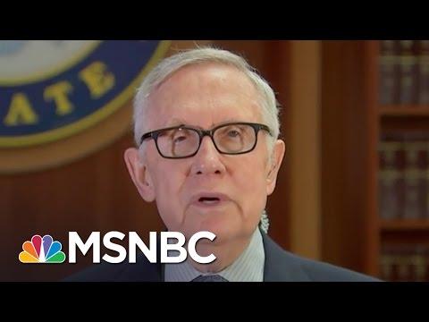 Senator Harry Reid: Donald Trump