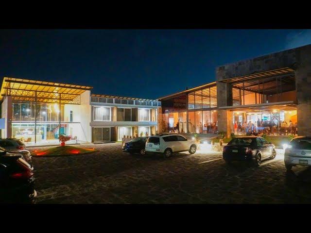 Así luce el nuevo Hotel Rancho Tabachines en Zitácuaro