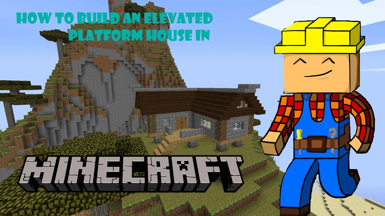 How to build a cool good looking house in minecraft for Best looking houses