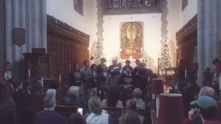 Everybody Knows (A Cappella) - The Trinity College Accidentals