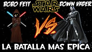 ROBLOX STAR WARS THE BATTLE MORE EPICA OF COSMOS (with berni)