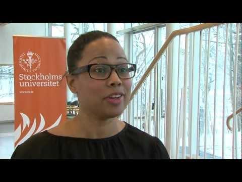 Alice Bah Kuhnke om sin tid vid Stockholms universitet