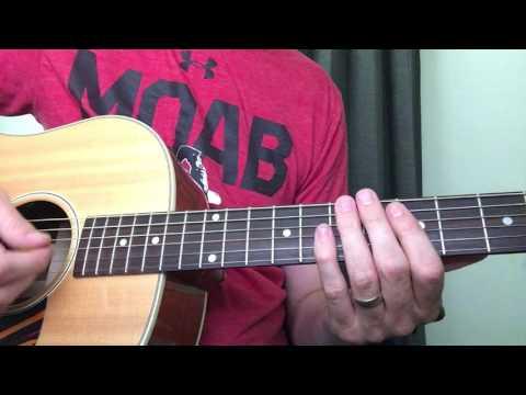 Chris Stapleton- I was wrong lesson