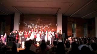 Jesus Oh What a wonderful childチャリティコンサート