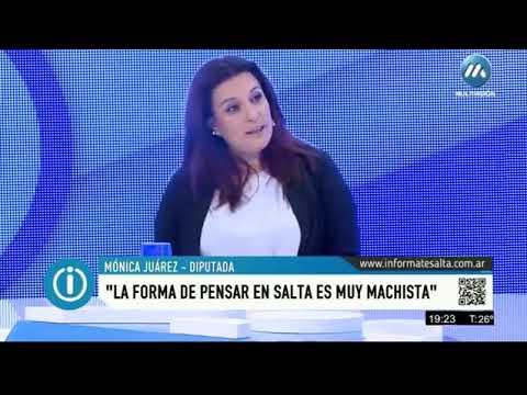 """Mónica Juárez: """"Me ha costado muchísimo trabajar y encontrar mis espacios"""""""