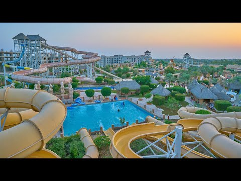 The Lost Paradise of Dilmun Water Park in Bahrain