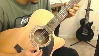 Kal Ho Naa Ho- Heartbeat Instrumental (Guitar)