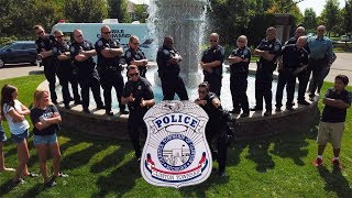Clinton Township Police Department Lip Sync Challenge