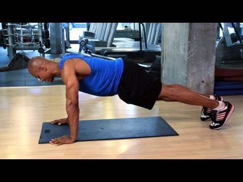 How to Do a Push-Up Properly | Gym Workout