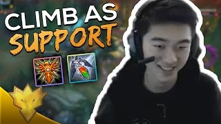 TSM Biofrost HOW TO CLIMB AS SUPPORT! - League of Legends Stream Highlights