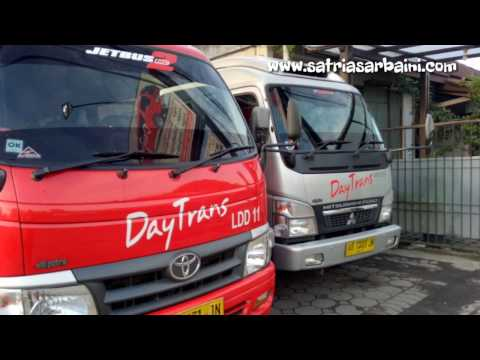 Day Trans Travel Jurusan Yogyakarta - Semarang