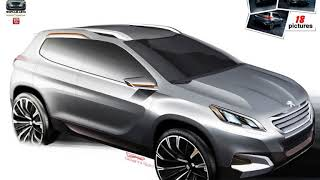 Peugeot Urban Crossover Concept 2012 Videos