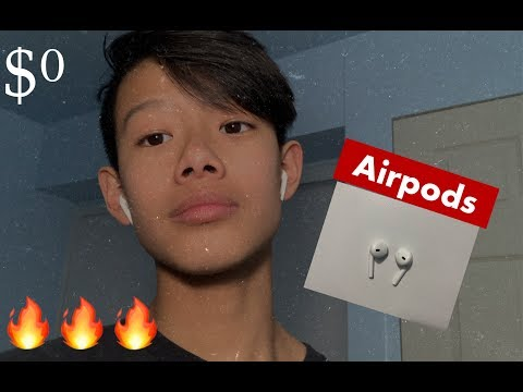 How to MAKE Apple Airpods (Exact Replica + Waterproof)