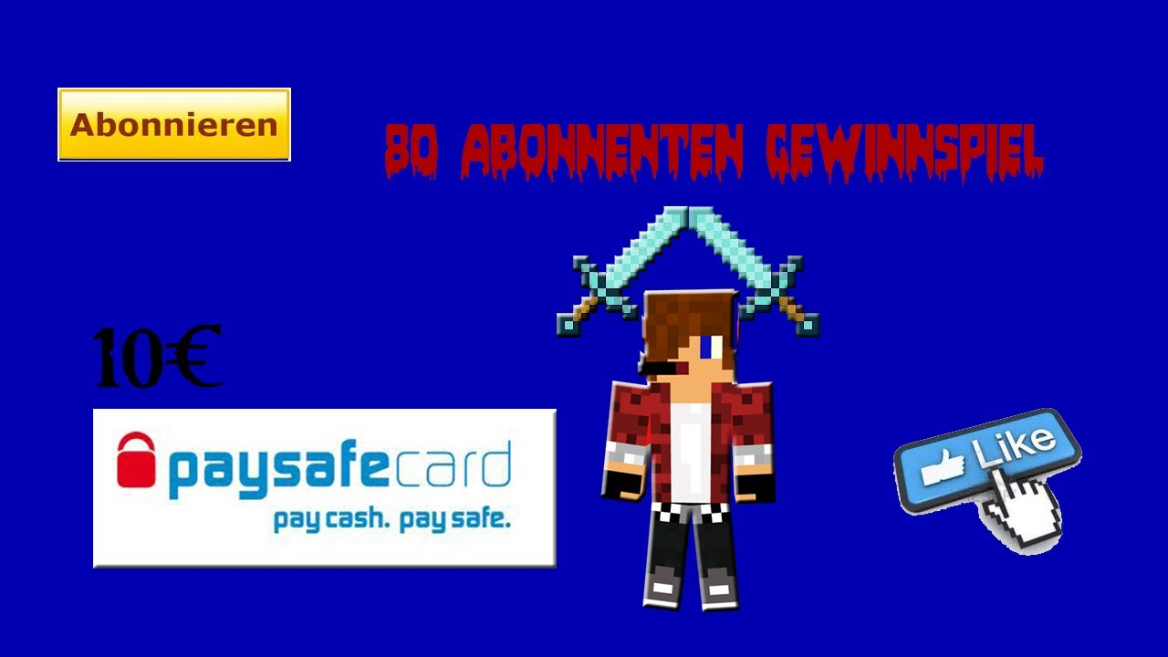 60 Euro Paysafecard