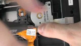 Wii DVD / Optical Drive Spindle Motor Replacement Tutorial - ConsoleZombie.com
