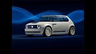 Honda | Urban EV | Exterior overview
