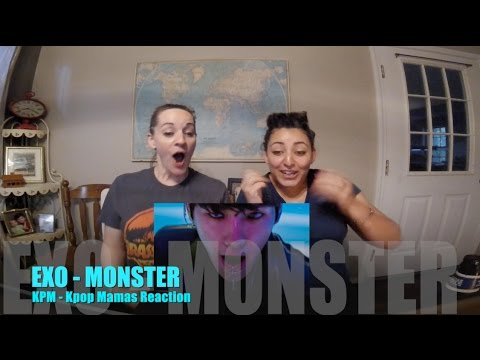 american-moms-kpop-reaction---exo-엑소-monster