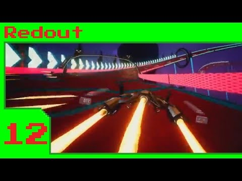Let's Play Redout (12)[Chaos Core] - If that wall wasn't there. |