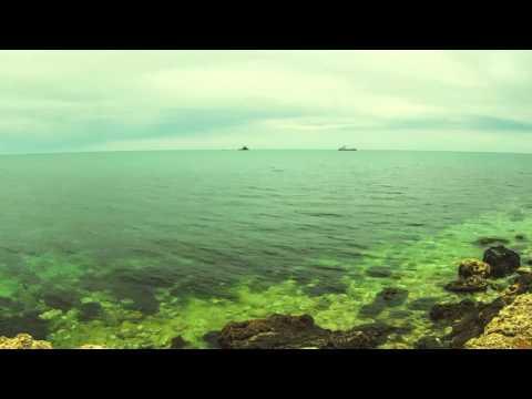 Камышовая бухта. Севастополь. Timelapse
