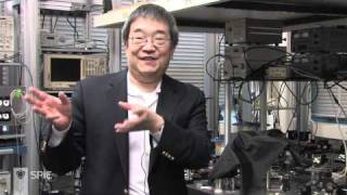 Jim Fujimoto talks about biophotonics and optical coherence tomography