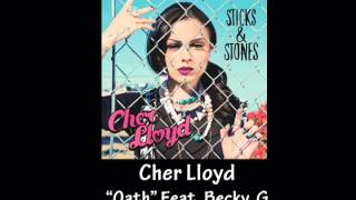 cher lloyd oath ft becky g