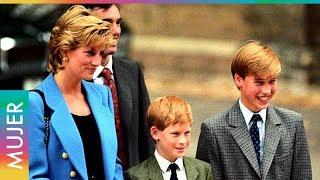 La Princesa Diana Tenía Un Hijo Preferido