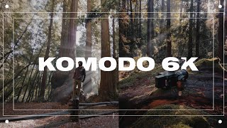 Henry Cowell | RED Komodo 6k Test