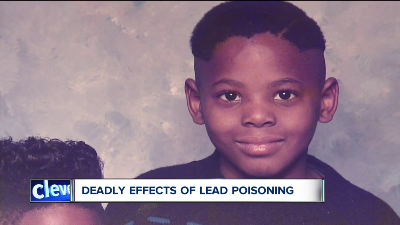 BLACK FATHER WHO LOST SON TO LEAD POISONING IN CLEVELAND, OHIO SPEAKS OUT
