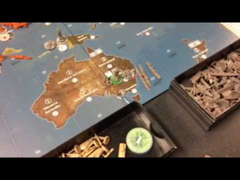 Axis and Allies 1940 Anzac/France 2