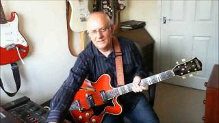 Travelling Light - Cliff Richard and the Shadows Instrumental by OldGuitarMonkey
