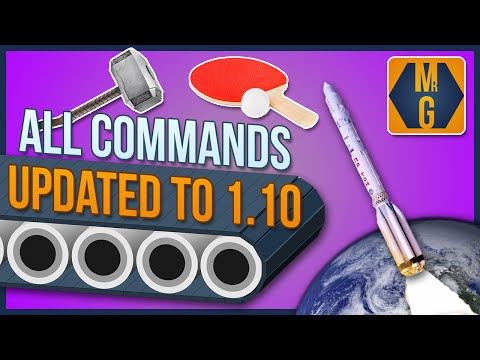 Minecraft - All One-Command Creations Updated to 1.10!